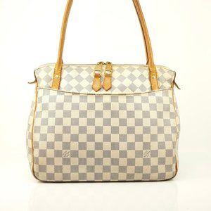 Auth Louis Vuitton Figheri Pm Shoulder #6607L42